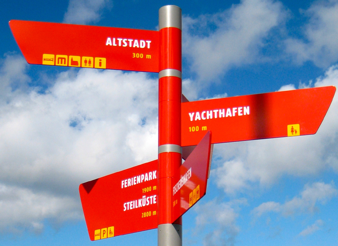 System identyfikacji Heiligenhafen. fot. Materiały prasowe