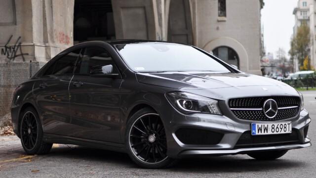 Mercedes CLA 200. Sportowa elegancja