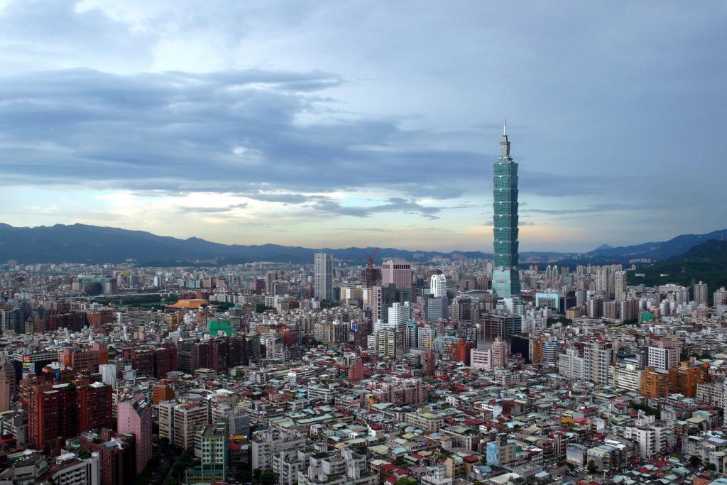 W 2016 roku Światową Stolicą Designu będzie Tajpej - stolica Tajwanu. fot. ARC