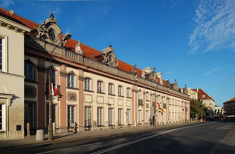 Salon odbędzie się w Pałacu Branickich. fot. Wikipedia