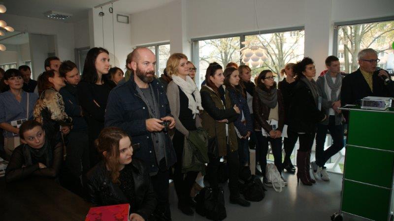 Spotkanie odbyło się w łódzkim Atak Design. fot. Materiały prasowe