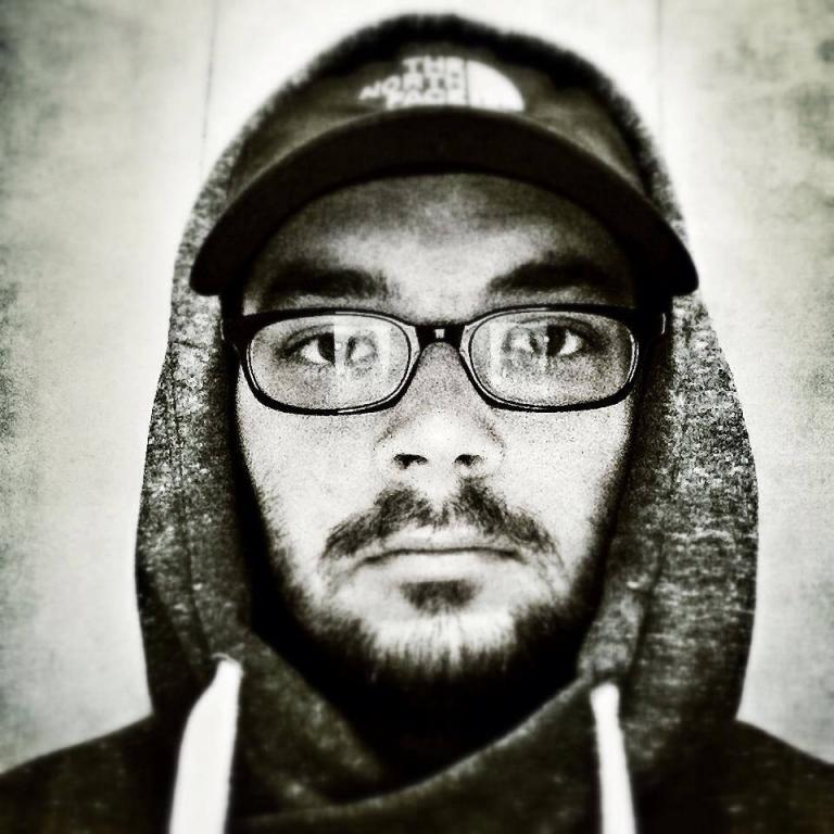 Filip Springer - dziennikarz i fotoreporter. fot. Materiały prasowe
