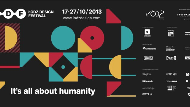 Konkurs! Wygraj karnety na Łódź Design Festival