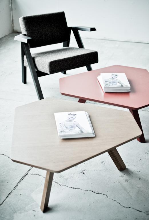 Fotele, sofy oraz stoliki Clapp pojawiły się na przygotowanej przez naszą redakcję wystawie