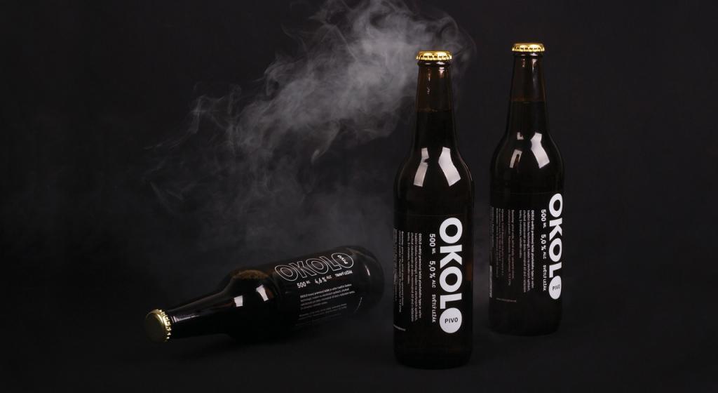 Piwa Okolo można skosztować np. w wybranych praskich pubach. fot. Materiały prasowe