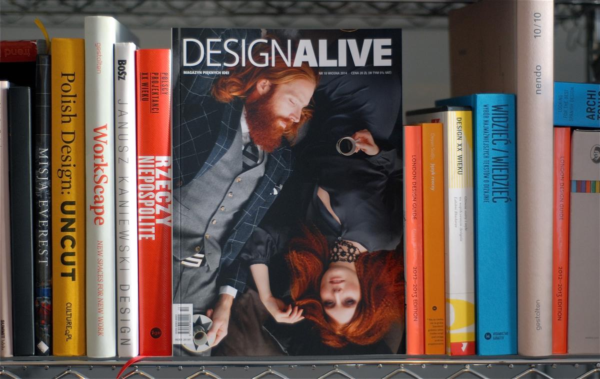 """""""Design Alive"""" nr 10 już w sprzedaży!"""