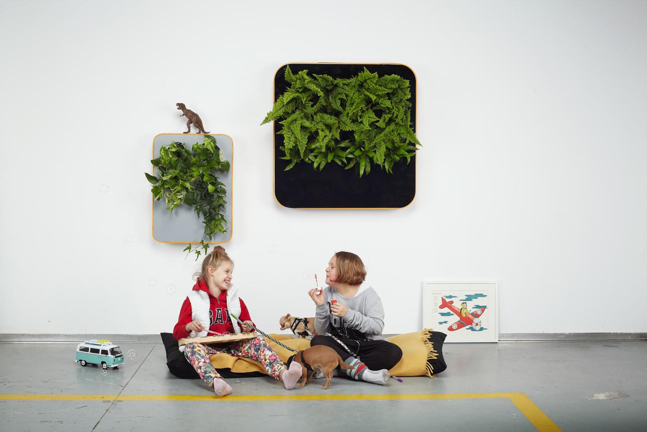 Florabox, projekt: Halina Kamińska, producent: Florabo.