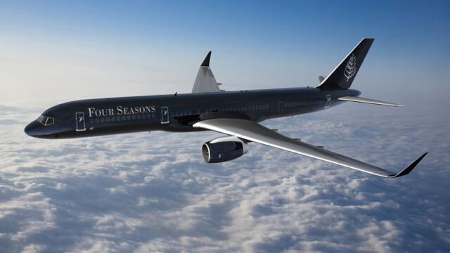 Luksusowy lot dookoła świata [wideo]