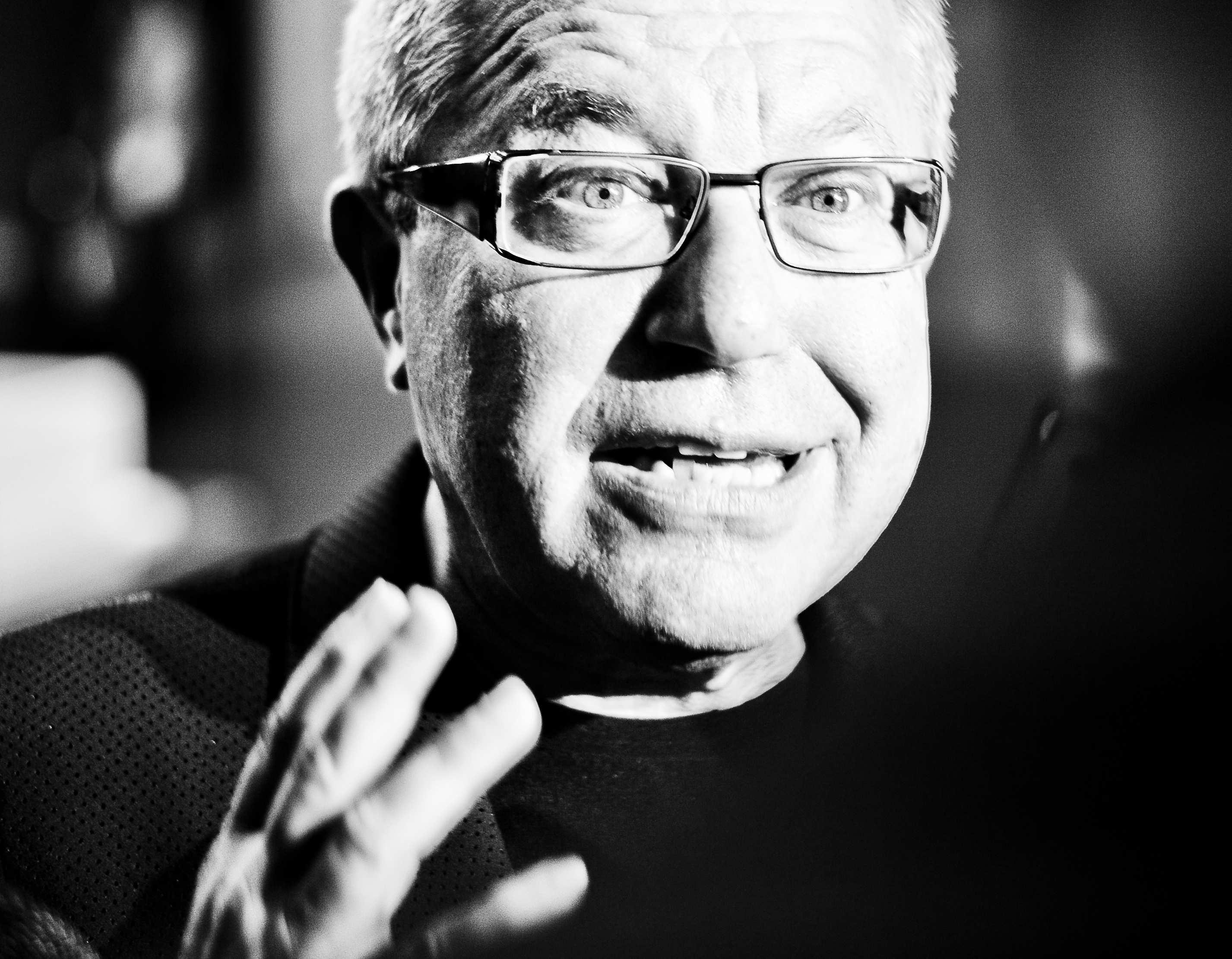 Daniel Libeskind: – Strzeż się człowieka, który jest lubiany przez wszystkich