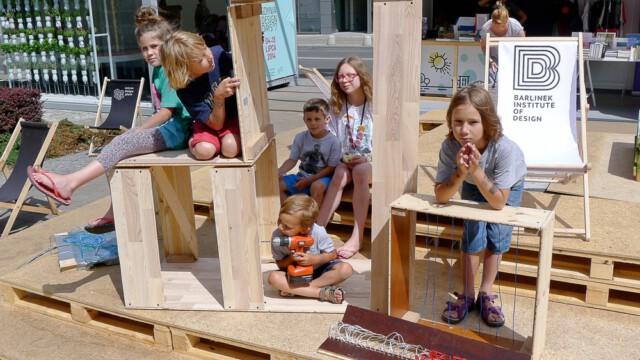 Gdynia Design Days. Dzieci w akcji