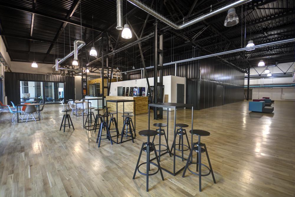 Nowe studio filmowe w Soho