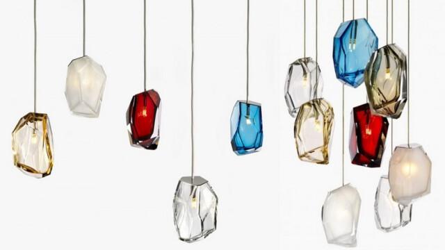 Kryształy, które świecą