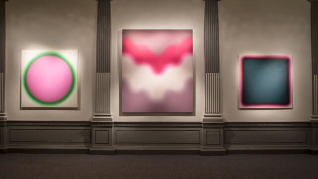 Polska wystawa Wojciecha Fangora otwiera londyńską galerię