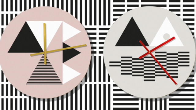 Pastelowa geometria