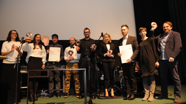 OTO LAUREACI DESIGN ALIVE AWARDS 2014!