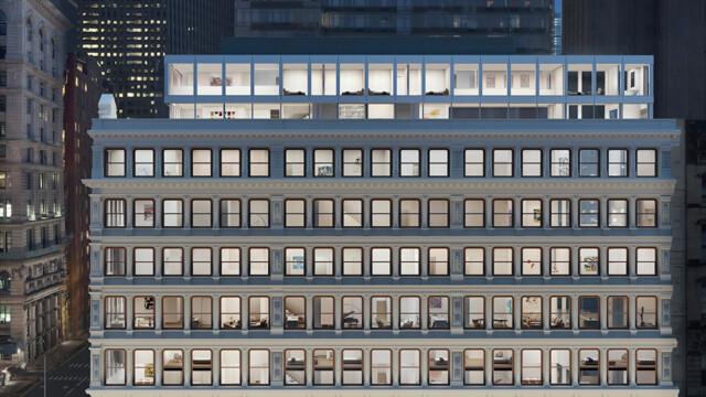 Penthouse znanego architekta za 13 mln dolarów