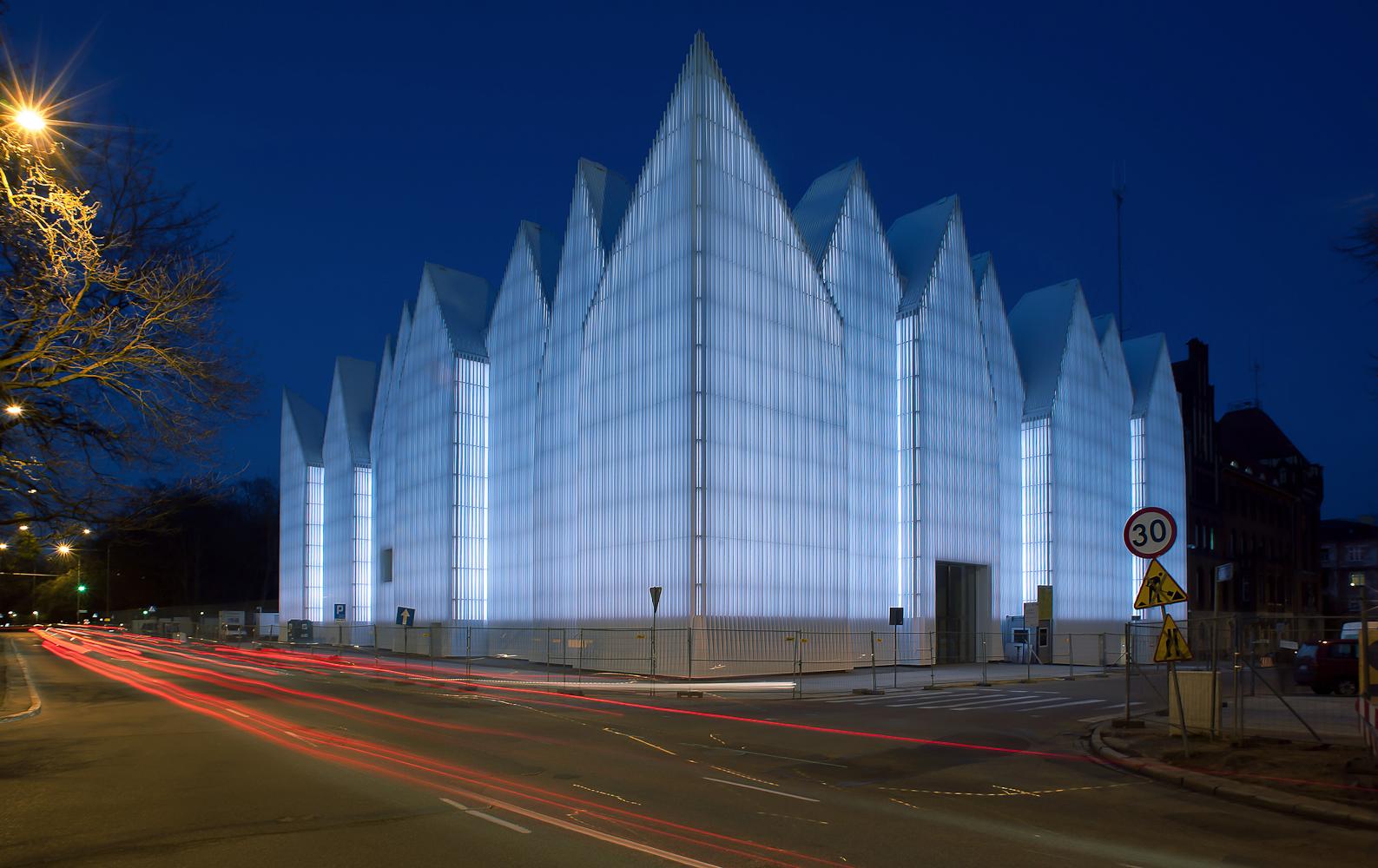 Architektoniczna reprezentacja Polski [zdjęcia]