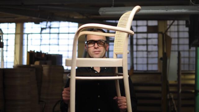 Tomek Rygalik: Krzesło może być seksi