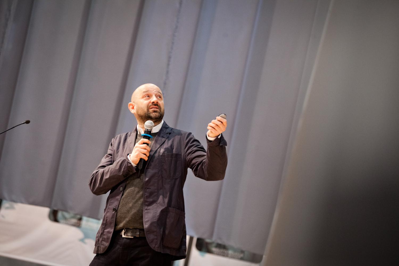 Dużym zainteresowaniem cieszył się też wykład Jürgena Mayera, berlińskiego architekta, twórcy ikonicznego obiektu Metropol Parasol w Sewilli.