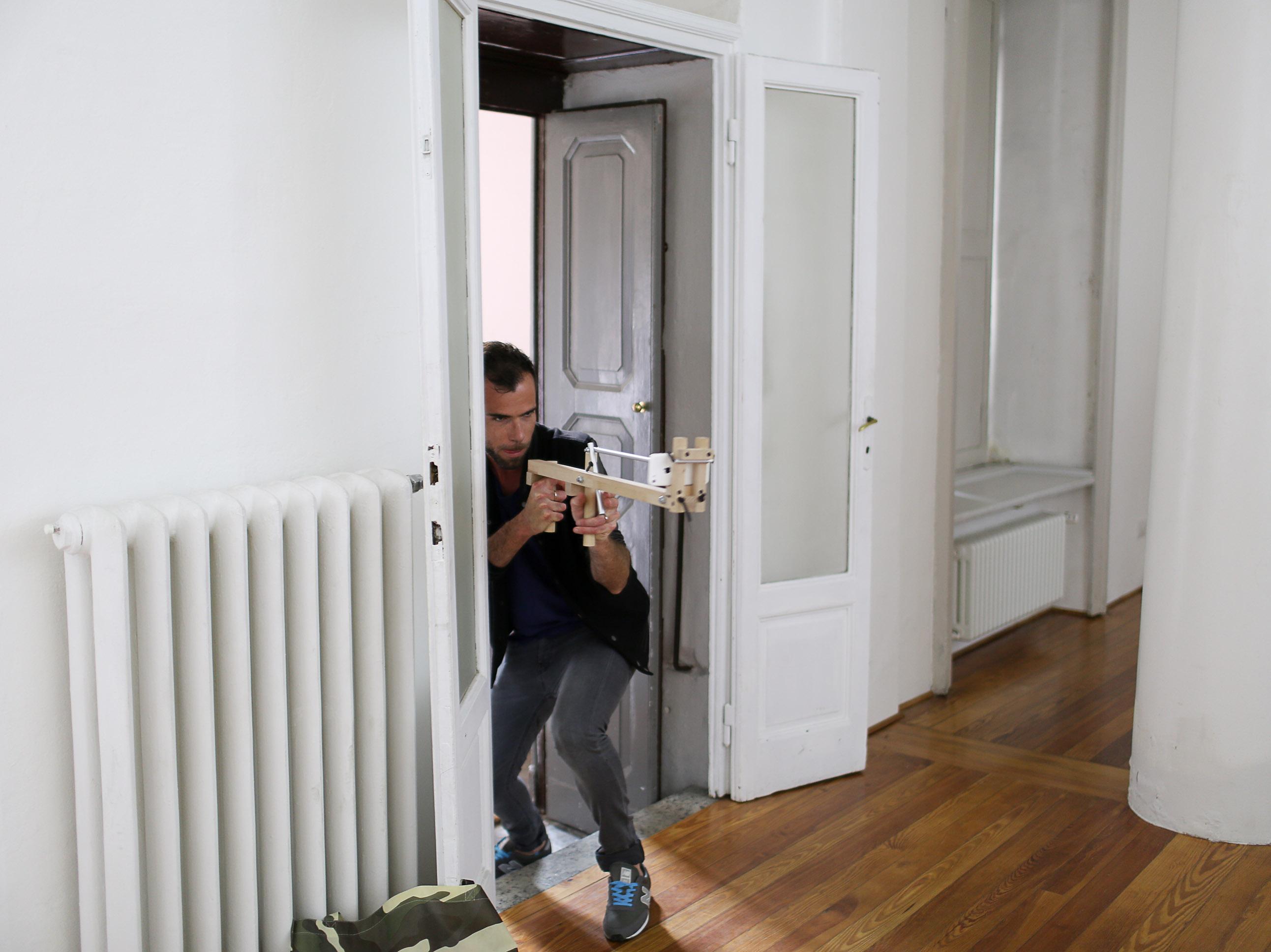 #PhotoBooth, czyli selfie-strzelanki [wideo]