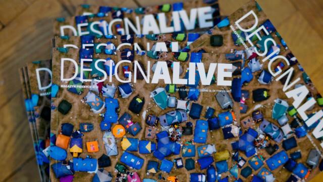 """Latem wyluzuj! Z nowym wydaniem """"Design Alive"""""""