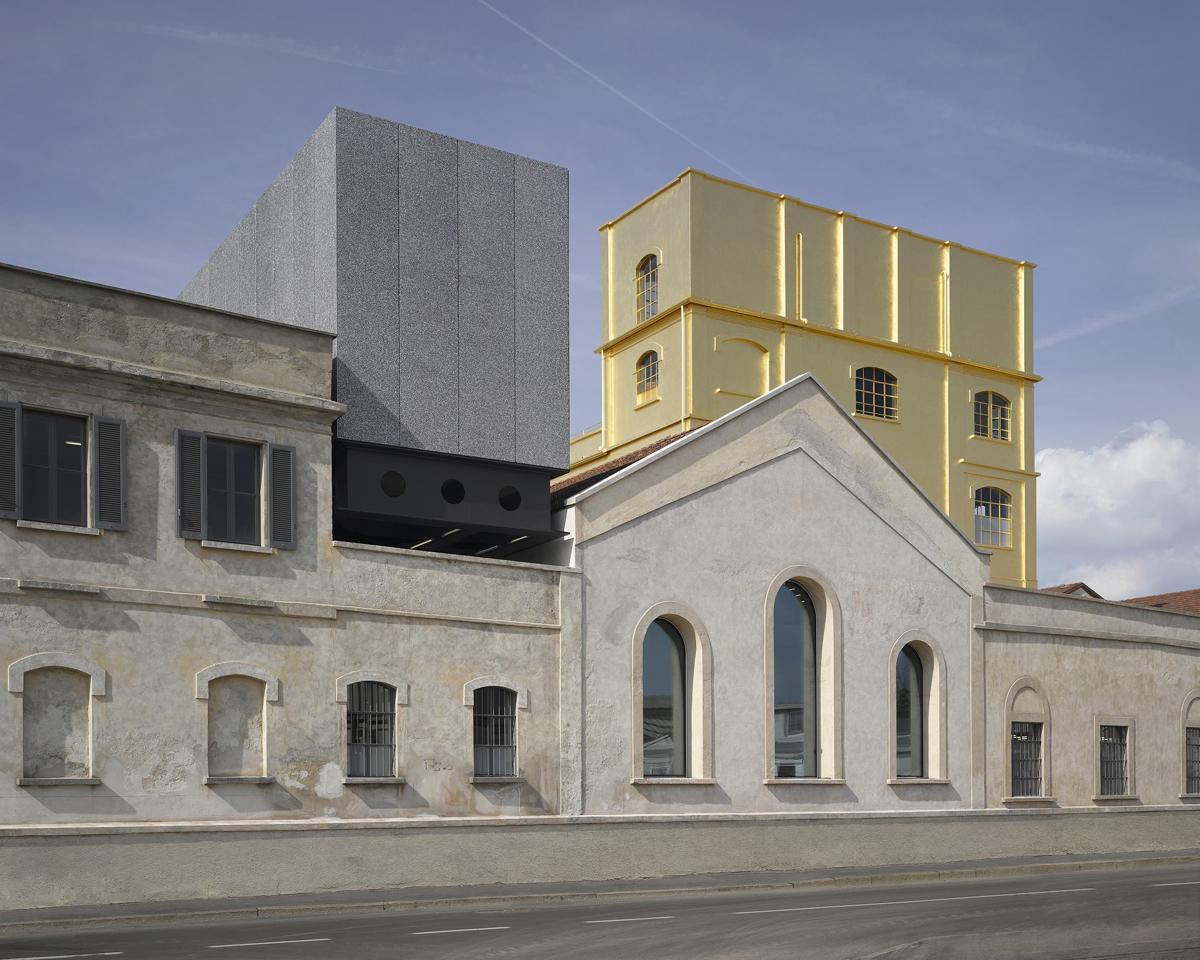Fundacja pokryta złotem