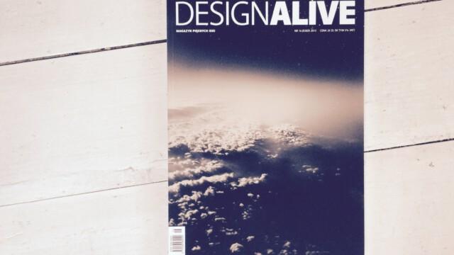 "Magazyn ""Design Alive"" na jesień już jest!"