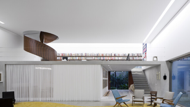 Casa Cubo: Dom artystyczny