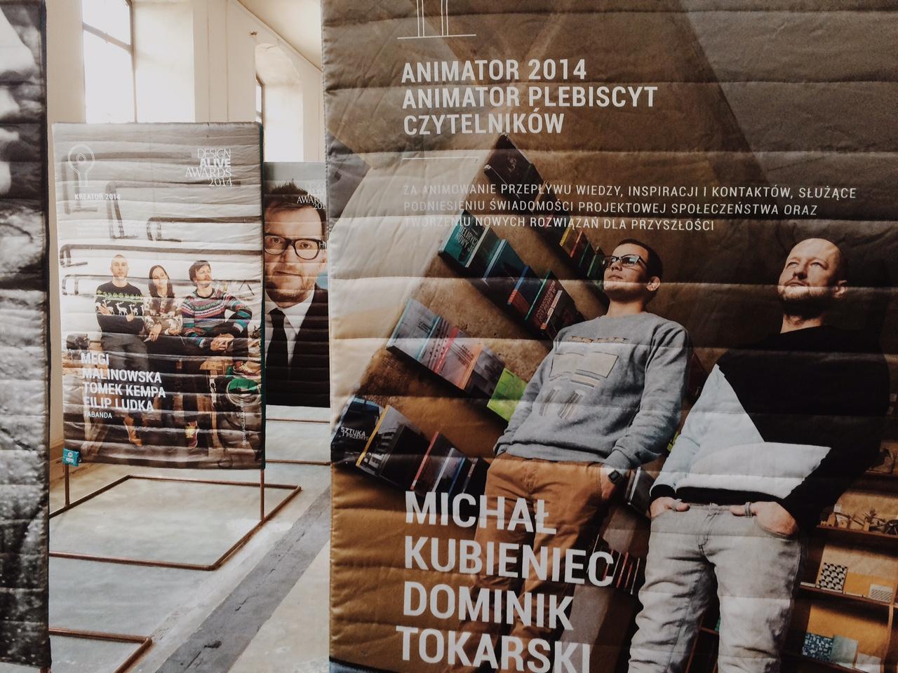 Nagrody Design Alive Awards w Łodzi