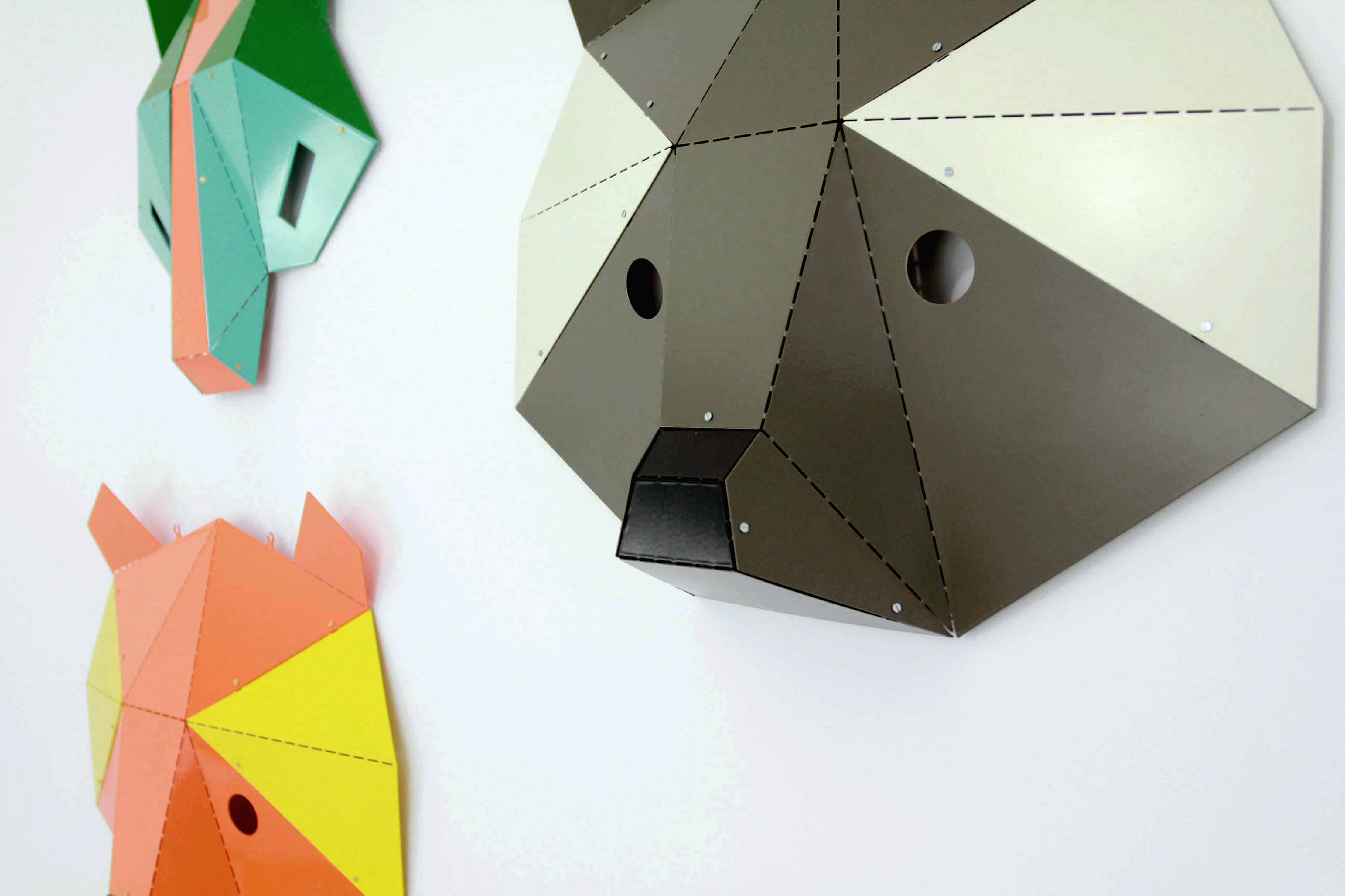 Masks 3_Kosmos Project