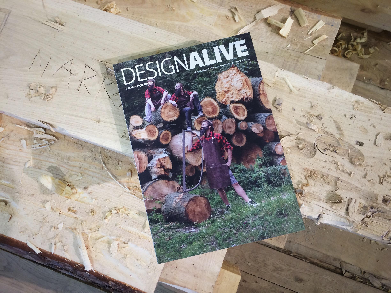 "Specjalny numer ""Design Alive"" na ŁDF. Oto i on!"