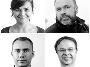 Piotr Wilam, Marek Kapturkiewicz, Ela Madej, Marcin Szeląg,