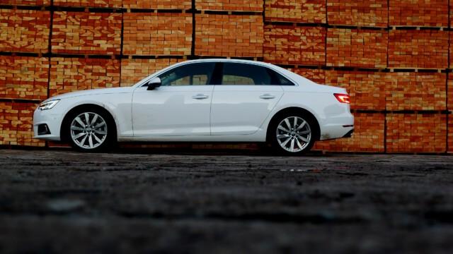 Audi A4. Nowy lider w klasie?
