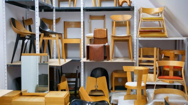 Sezamie designu, otwórz się! Zwiedzamy magazyny Muzeum Narodowego w Warszawie