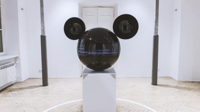 Myszka Miki nowej generacji sampluje dźwięki z otoczenia [wideo]
