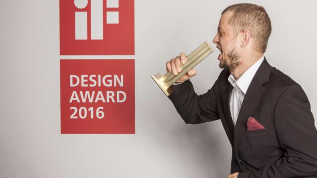 iF Design Award. Złoto dla Polski! [zdjęcia]