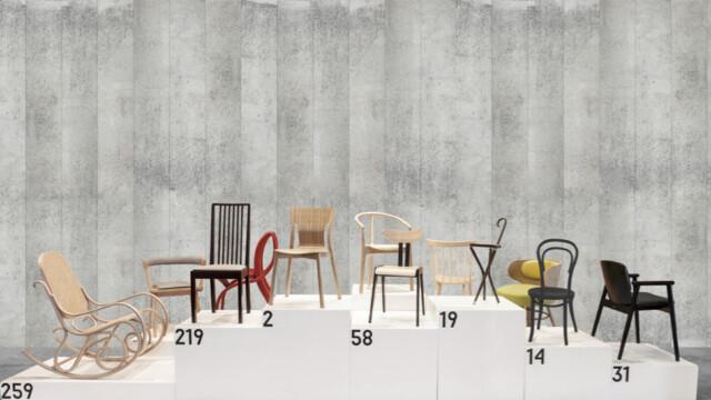 5,5 miliona krzeseł