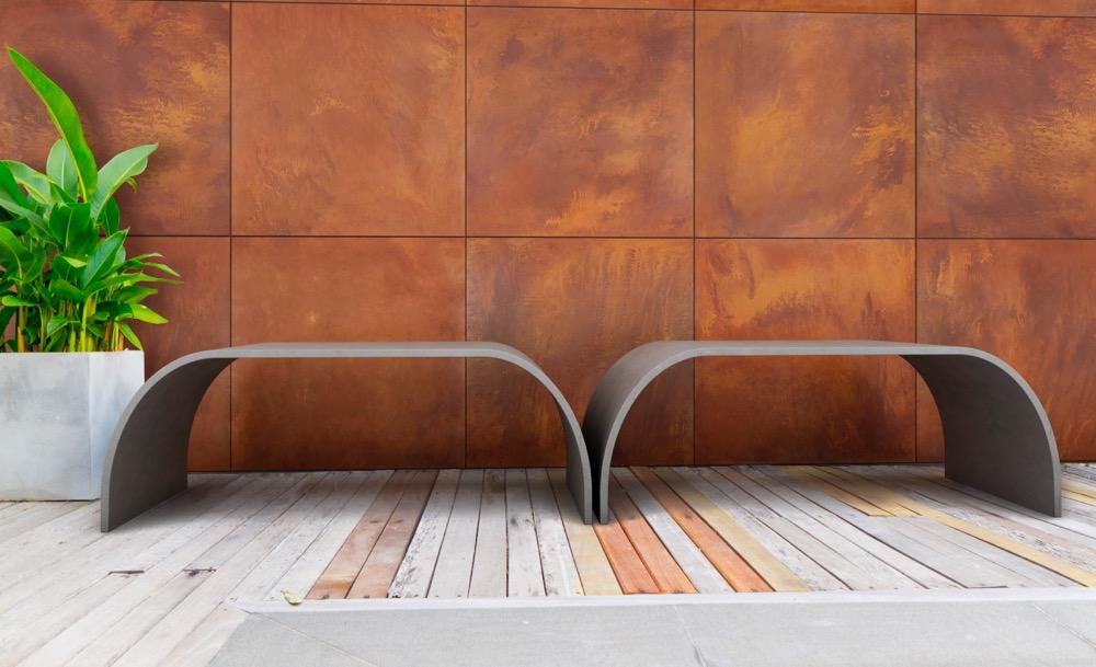 Slim Rust. Beton i rdza, czyli połączenie idealne