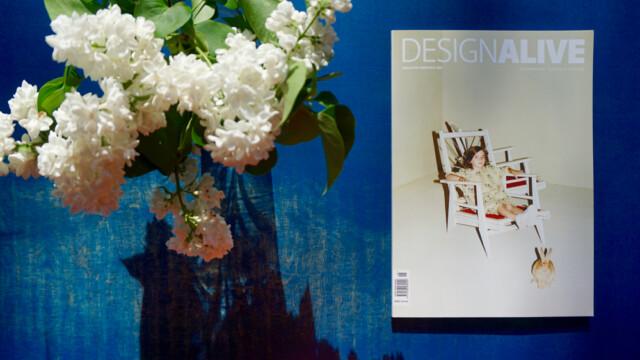 """Osiemnaste wydanie magazynu """"Design Alive"""" już w sprzedaży"""