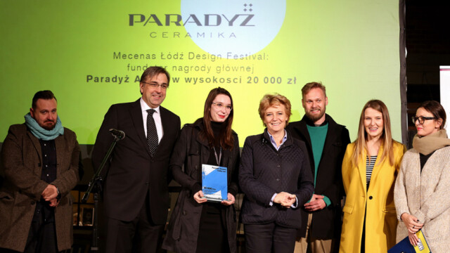 Łódź Design Festival – 10 lat z Ceramiką Paradyż