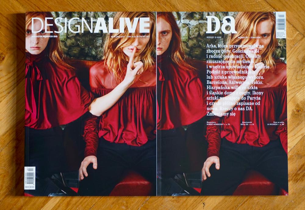 """Urodzinowe wydanie """"Design Alive"""" już w sprzedaży"""