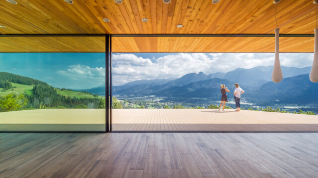 Dom w Tatrach z widokiem marzenie!