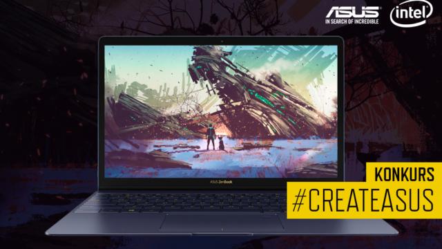 #CreateAsUs. Inspiruj się i wygrywaj