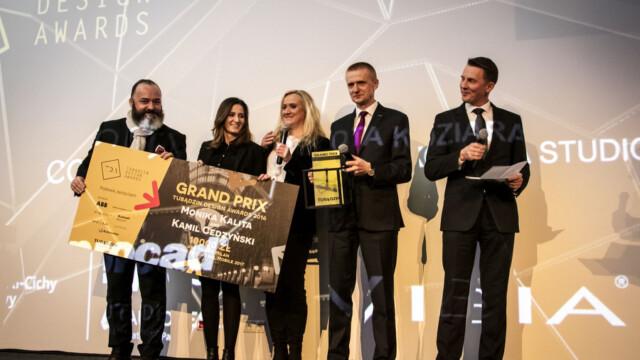 Tubądzin Design Awards 2016 rozdane