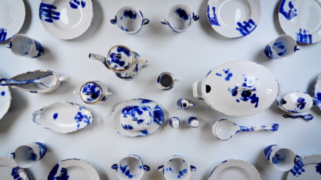 Ludzie z fabryki porcelany [zdjęcia]