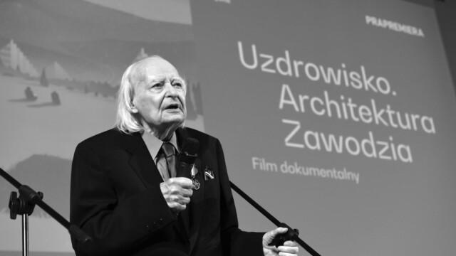 """Premiera filmu """"Uzdrowisko. Architektura Zawodzia"""". Piękna opowieść o architekturze i jej twórcach"""