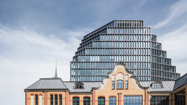 Bałtyk. Biurowiec inspirowany poznańskim modernizmem