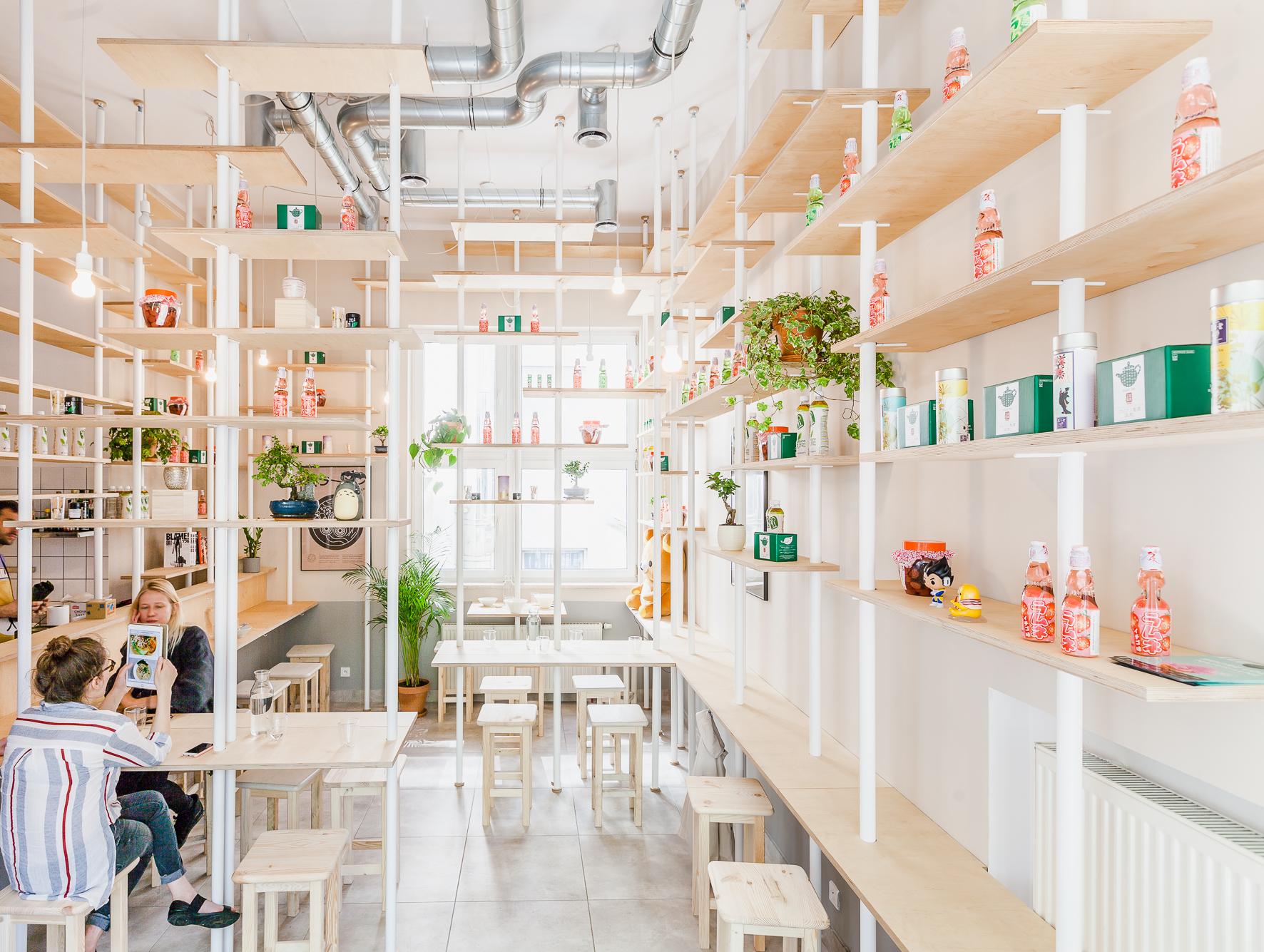 Vegan Ramen Shop. Piękno, funkcjonalizm i doskonały smak