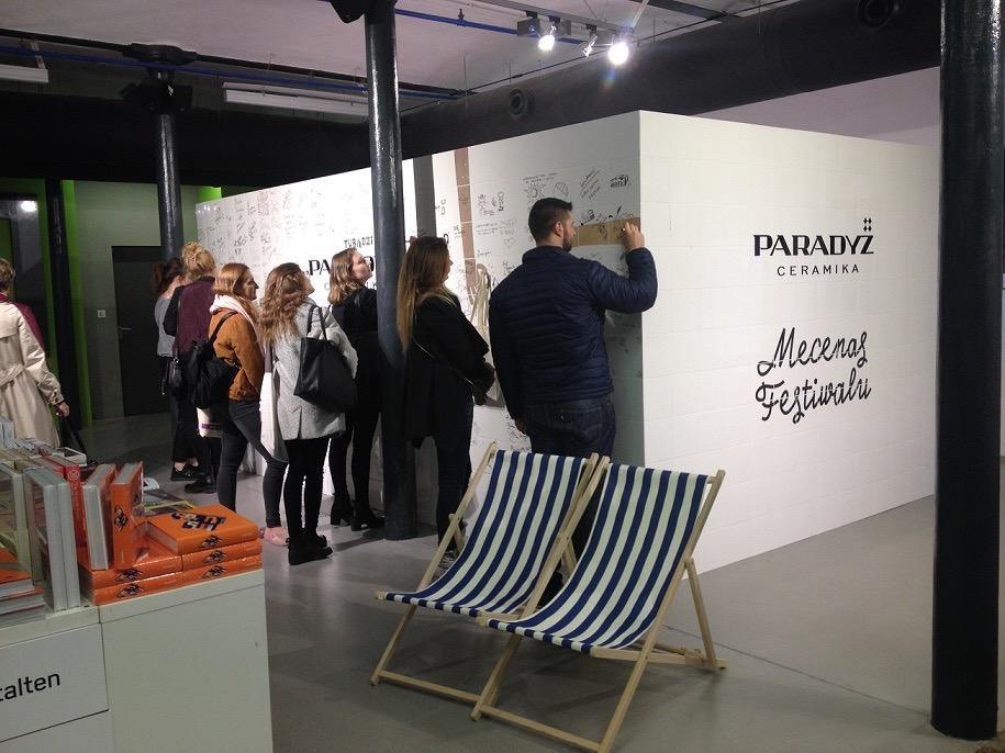 Wystawa Ceramiki Paradyż na ŁDF 2017.