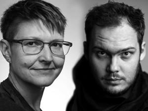 Ewa Klekot i Arkadiusz Szwed